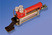 Pneumatic Cylinder Positioner from Universal Fluid Power